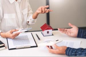 Rendez-vous de discussion pour un prêt immobilier